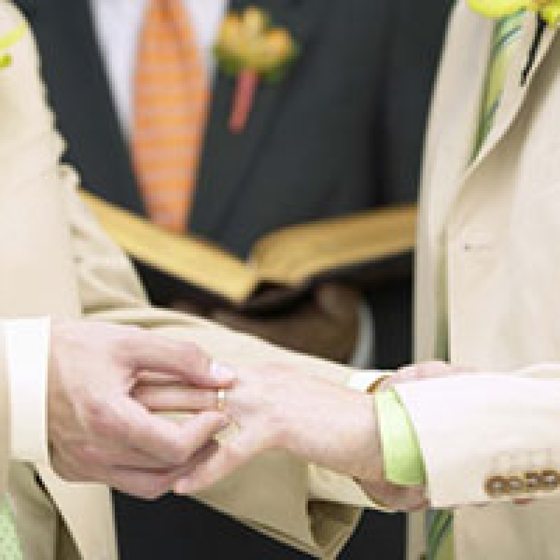On Gay Marriage: KISS It! Then Let's Agree to Disagree