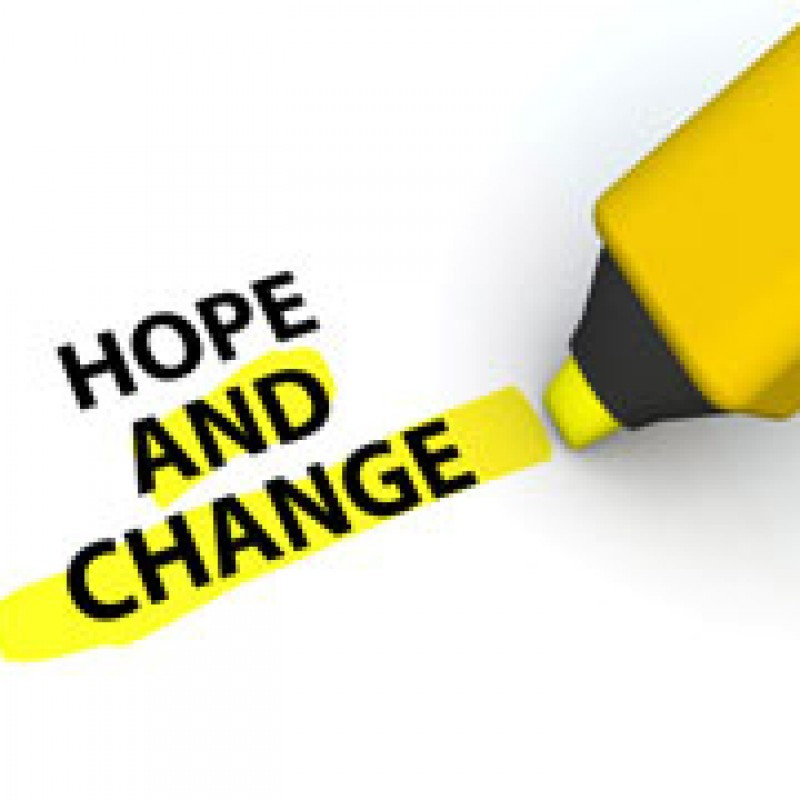 "Obama's ""Hope and Change"" Needs a Change"
