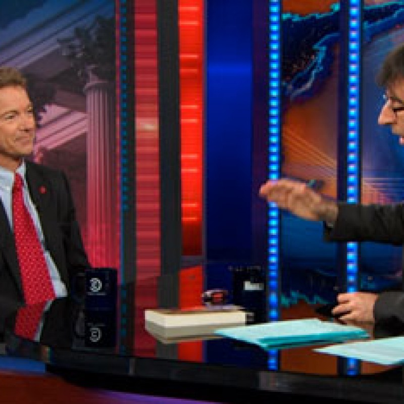 "Top 5 Things Rand Paul Said On ""The Daily Show"""