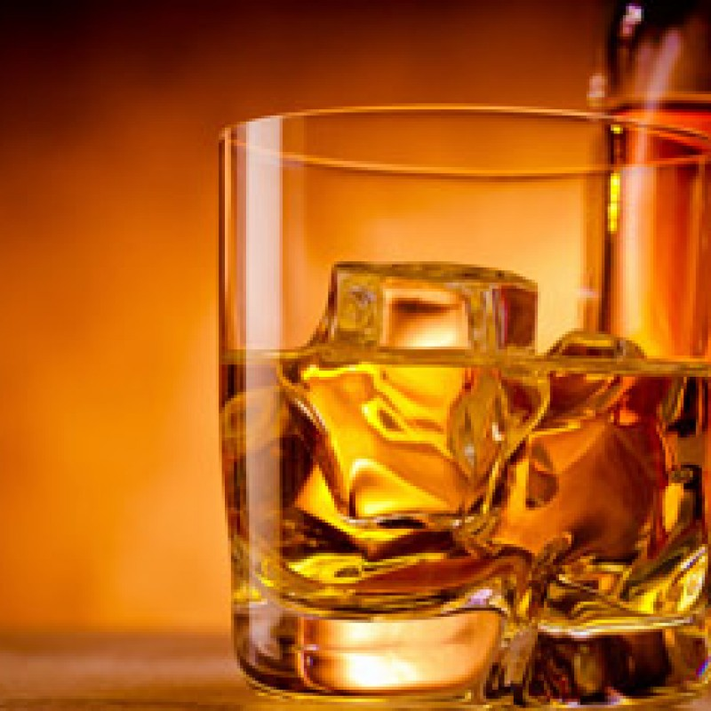 Aging Whiskey Tax Change: We'll Drink to That