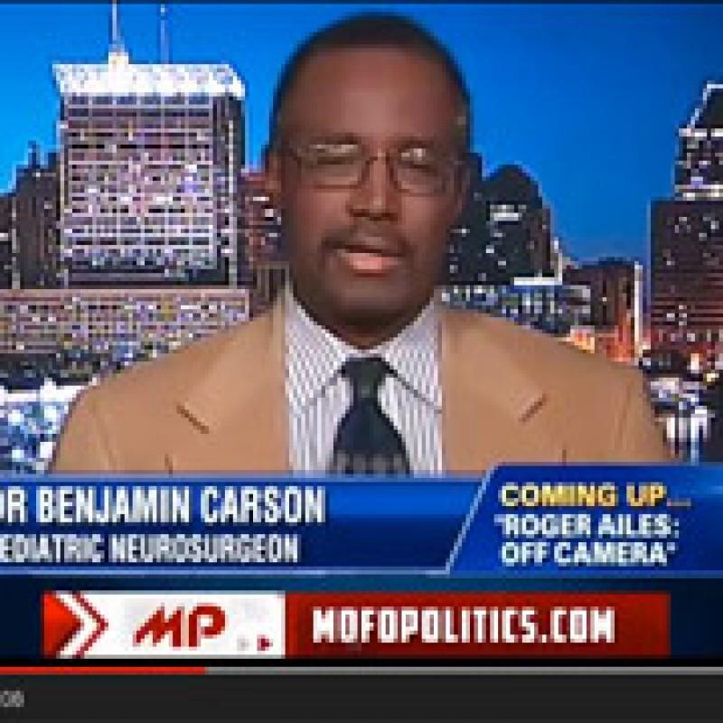 Dr. Benjamin Carson Endorses Rand Paul 2016