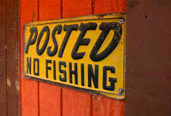 Cumberland Fishing Restrictions: Hey, Stay Out of Our Tackle Boxes!