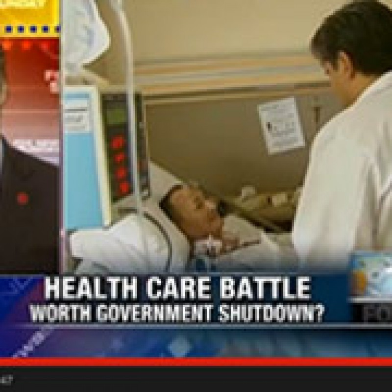 Is ObamaCare Battle Worth Government Shutdown?