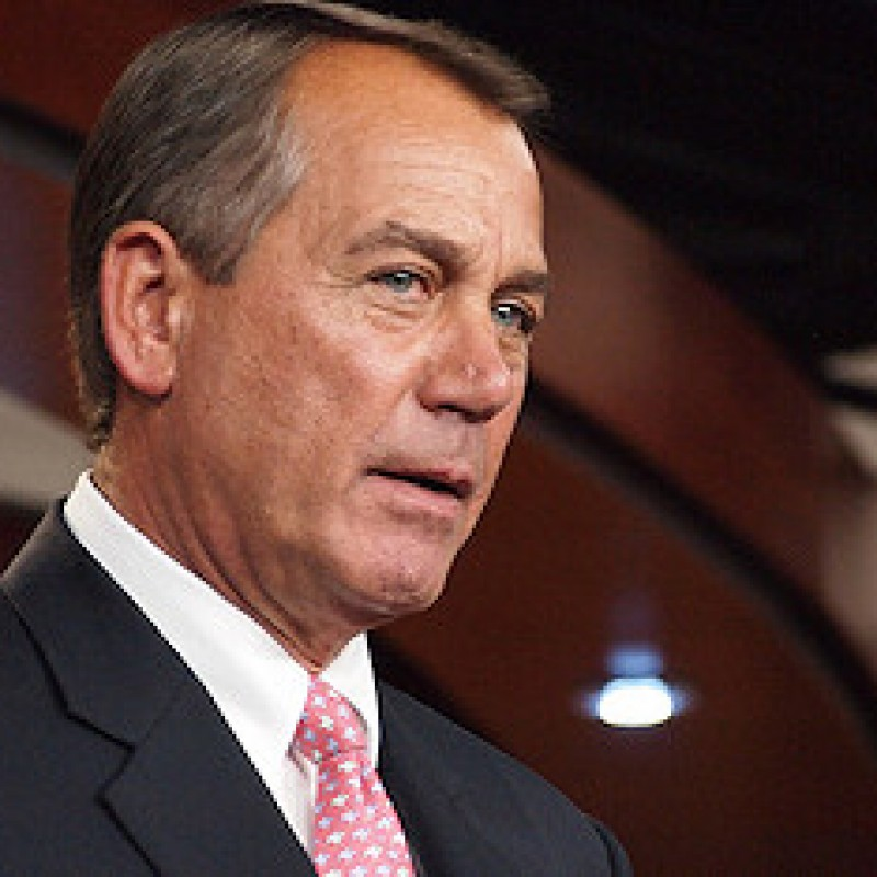 An Immigration Bill Bumble Could be the End for Boehner