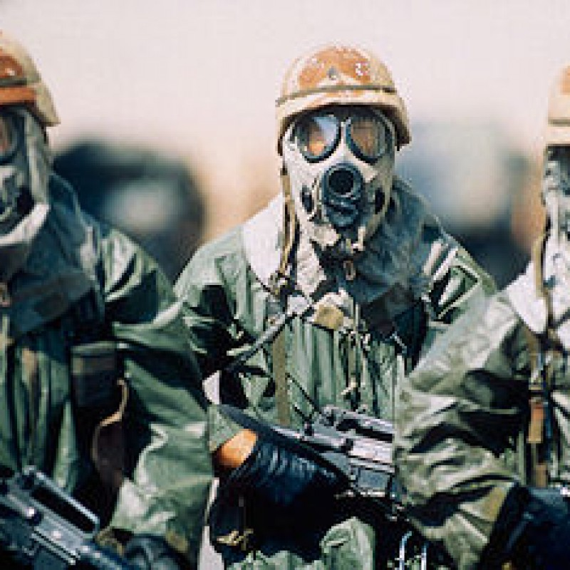 Rand Says Chemical Weapons Perpetrator Deserves Harsh Punishment