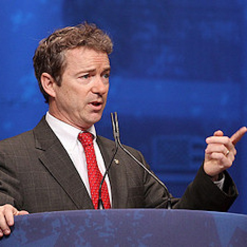 Rand Paul Calls Out Obama on Debt Ceiling Rhetoric