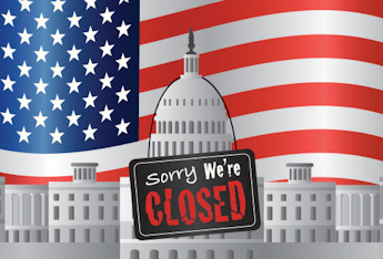The Government Shutdown is Kind of a Joke