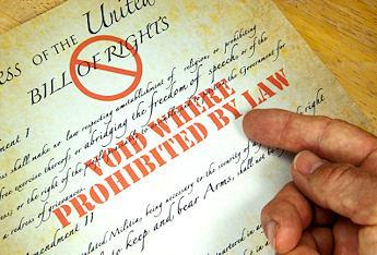Paul's Belief in the 10th Amendment