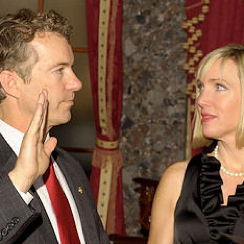 Paul's Wife and Mother Open Up About Rand's Political Future