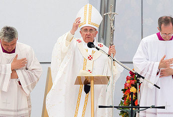 Who Else Could the NSA Be Spying On? Hopefully Not the Pope, Says Paul