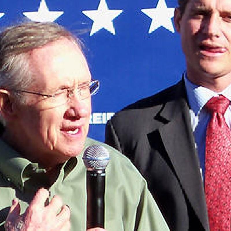 Is Paul 'Ruining' Harry Reid Over Yellen Vote?