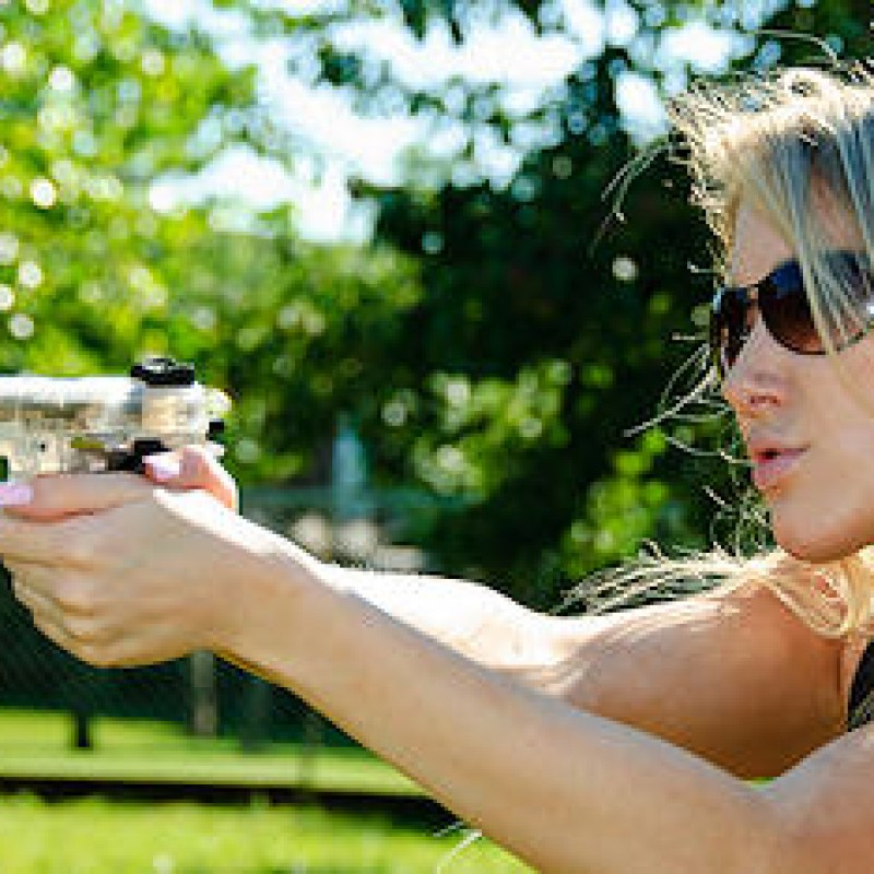 Are Downloadable Plastic Guns a Threat?