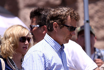 Rand Paul Breaking Law to Run for President
