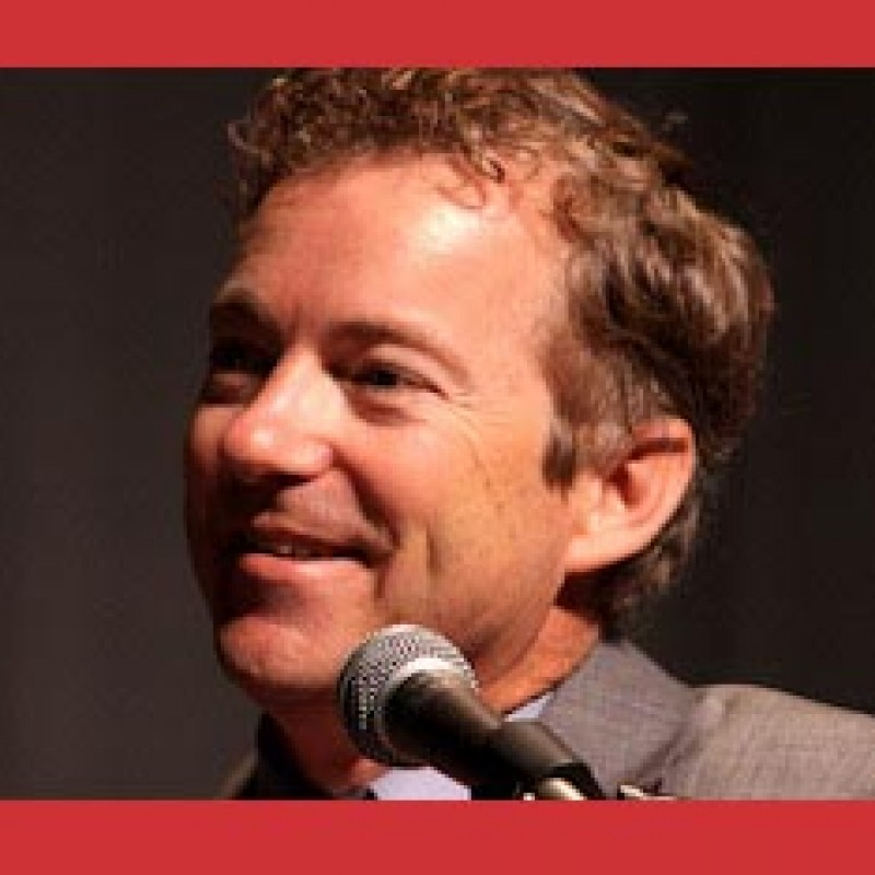 Rand Paul for Time's Person of the Year