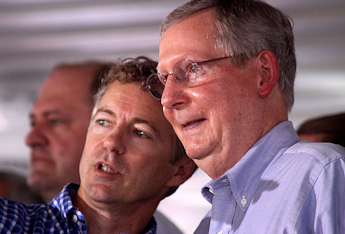Paul on McConnell's Re-election: Say No to Cannibalism, Don't Eat the Man