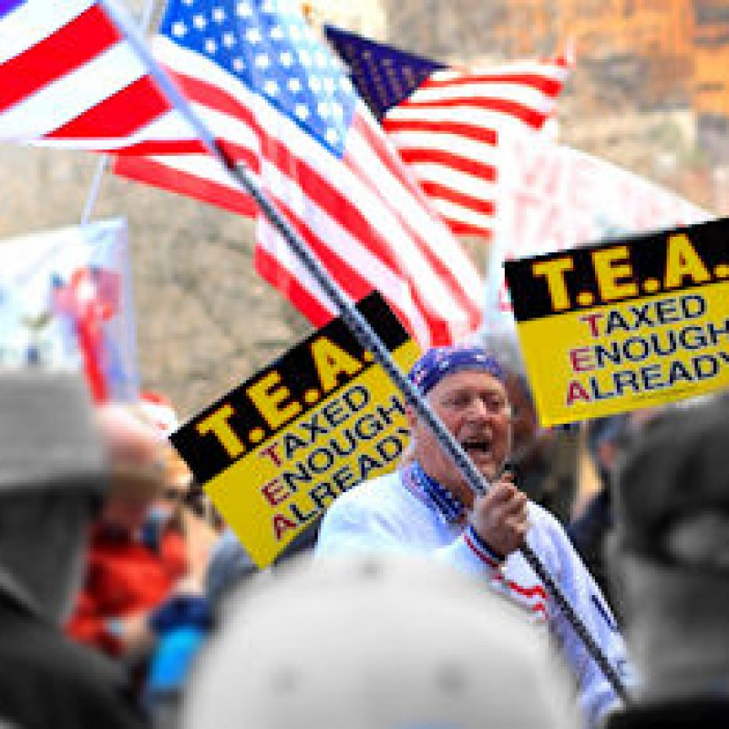 Tea Party's State of the Union: We've Got American Spirit in Our Veins, Do You?