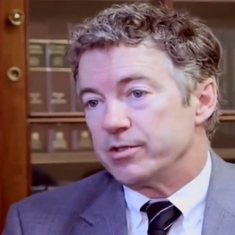 Rand Paul Against Rubbing Russia's Nose through NATO