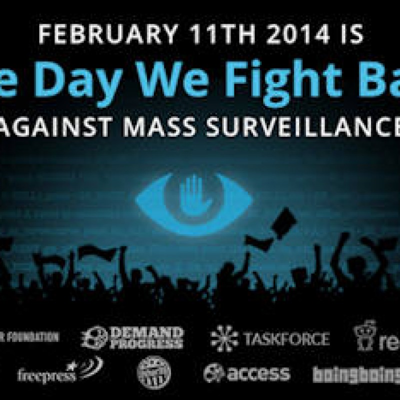 This Tuesday is Different, It's The Day We Fight Back Against the NSA