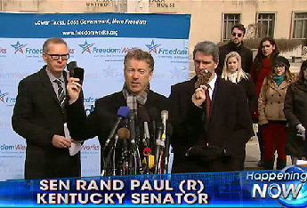 Why is Rand Paul Suing Obama & NSA? Here are 4 Reasons!