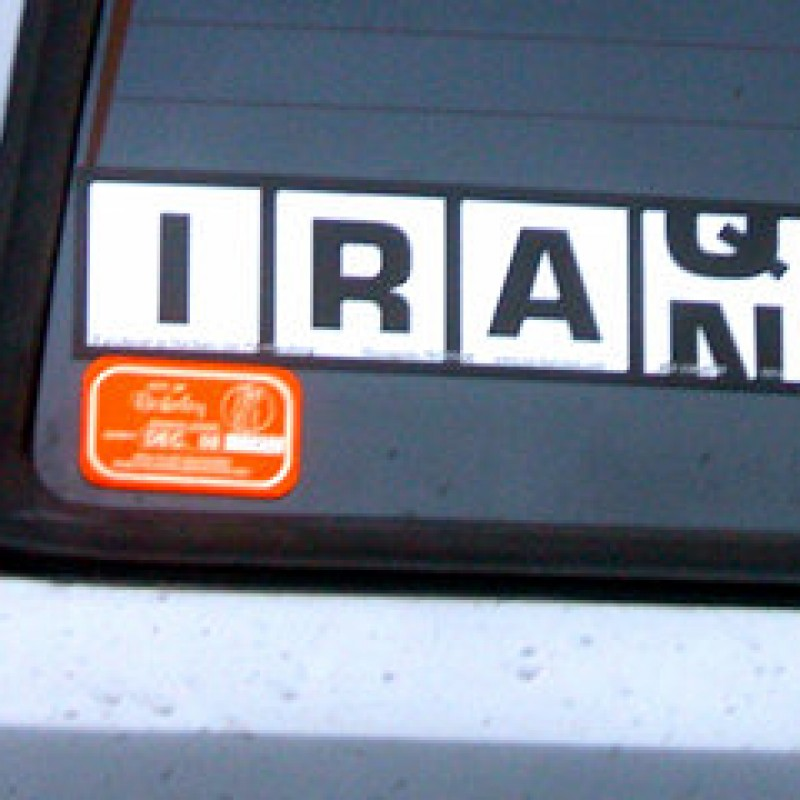 Rand Paul & Iran: Foreign Policy is Not a Bumper Sticker