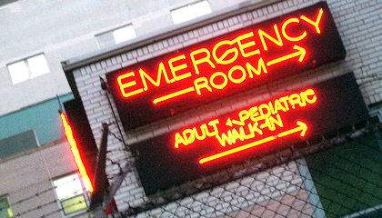 Weird Twist! Medicaid Expansion Sending People to the ER