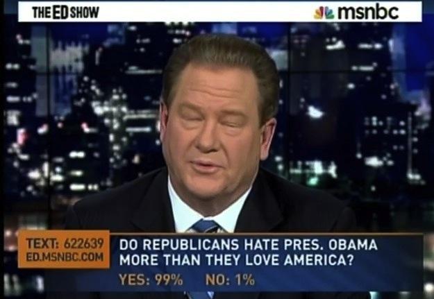 Ed Show/ MSNBC