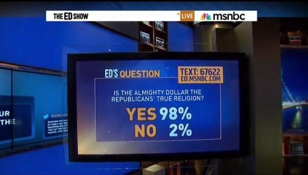 Ed Show/MSNBC