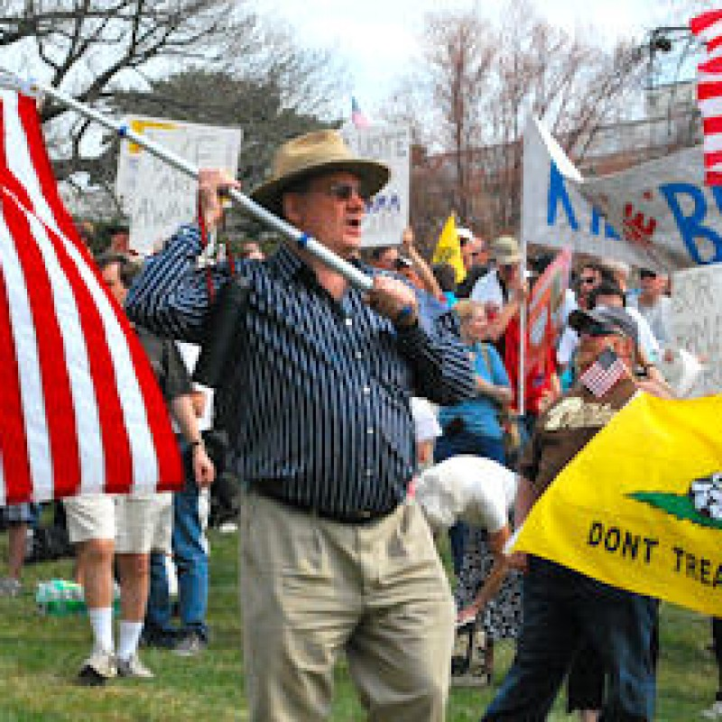 Tea Party vs Establishment: Who Did Paul Side With in North Carolina?