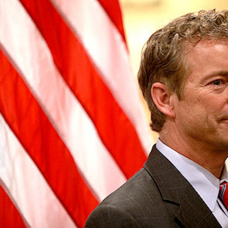 Will Republicans See Rand Paul's Foreign Policy as a Blessing or a Curse?
