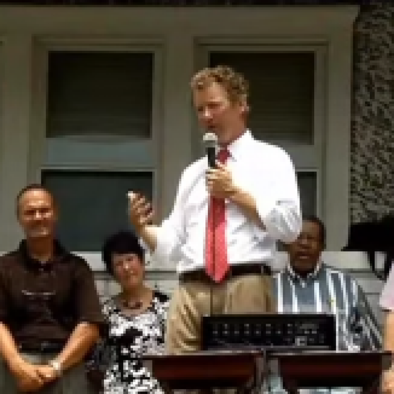 Rand Paul Can Transform GOP Through Minority Outreach