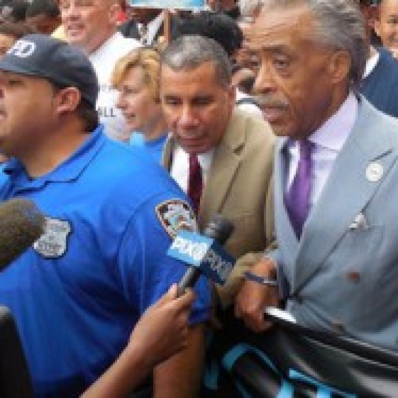 I Can't Ignore Rand Paul, Says Al Sharpton