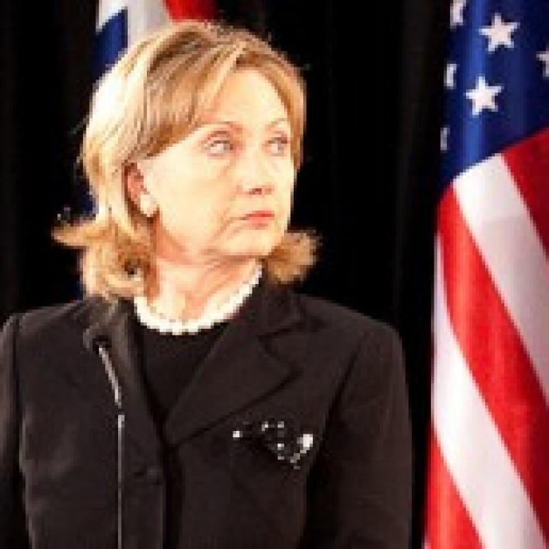 Hillary Clinton's War Tactics Scaring Democrats