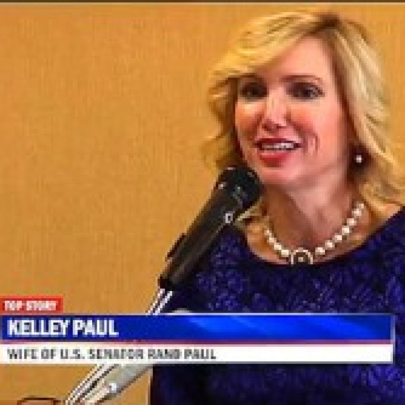 Kelley Paul on 2016: 'I Keep Expecting Something To Happen'