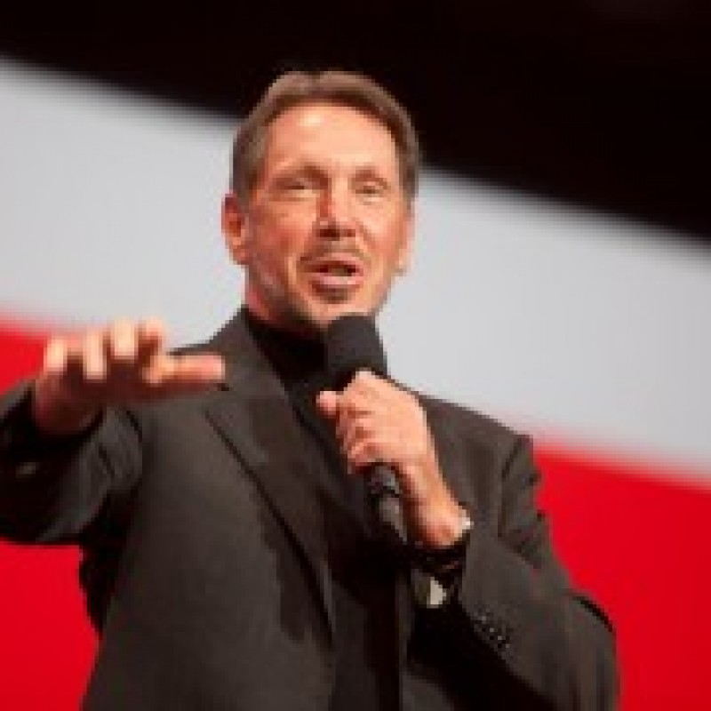 Tech Billionaire Larry Ellison Invites Libertarian Hero to Dinner