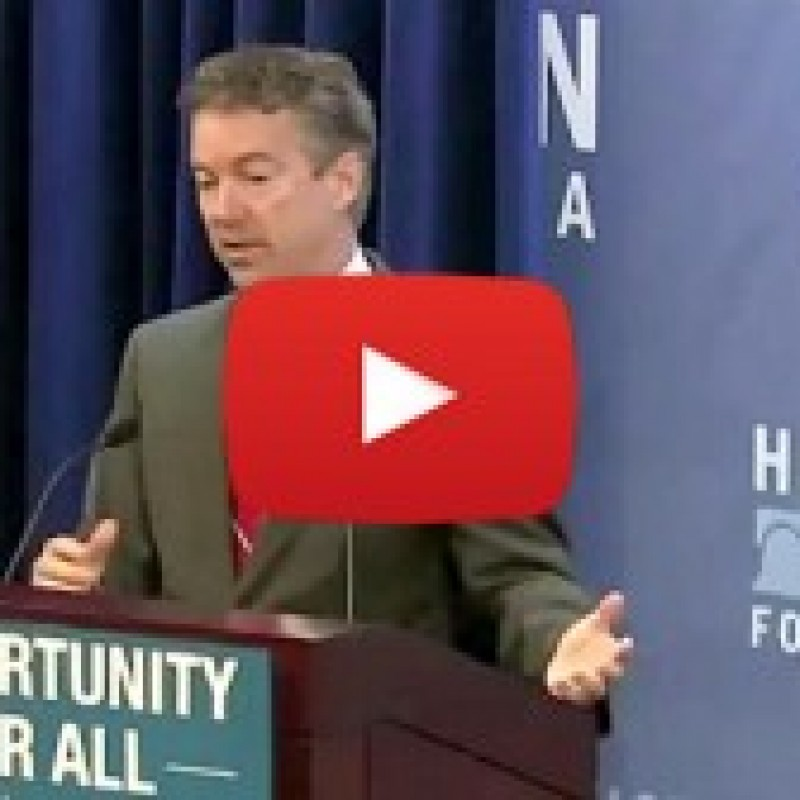 RAND PAUL: Should We Re-Think Judicial Restraint?