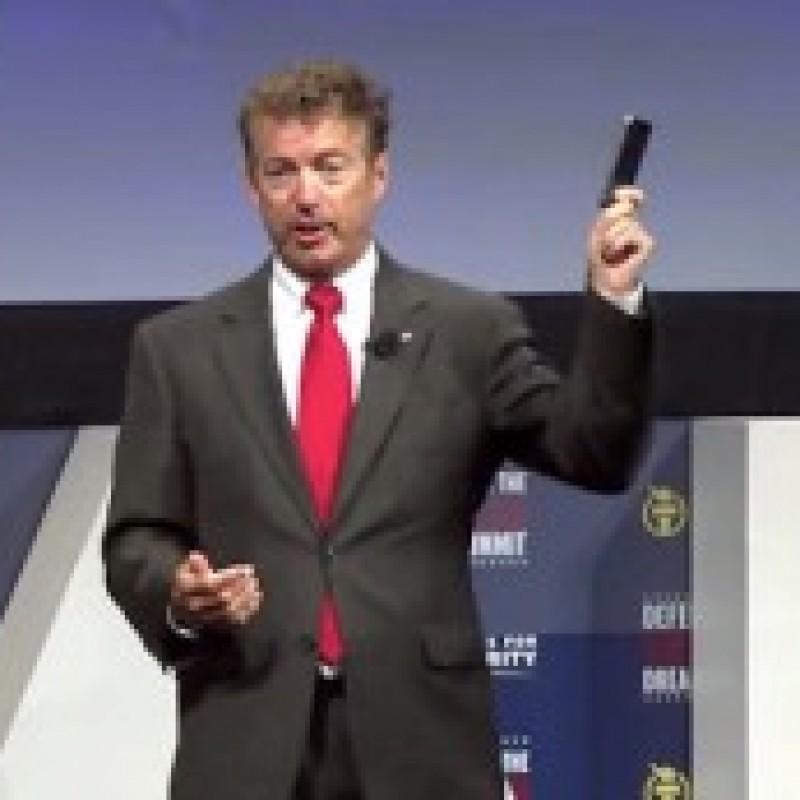 Rand Paul Defends the American Dream in Dallas