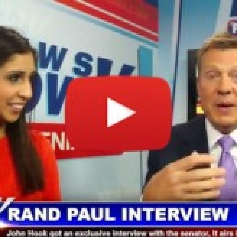 Rand Paul in Arizona: An Interview With An Unconventional Thinker