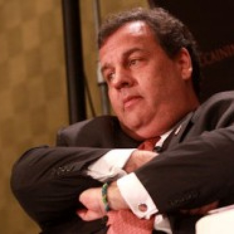 There's Only One Word for Chris Christie