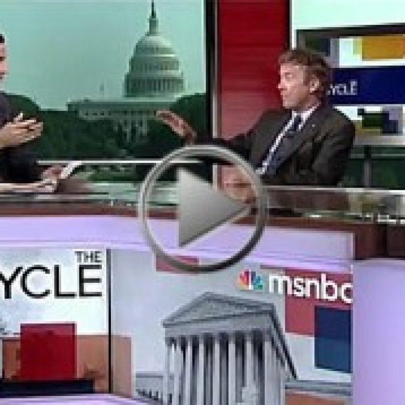 Rand Confronts MSNBC Host on Civil Rights Controversy