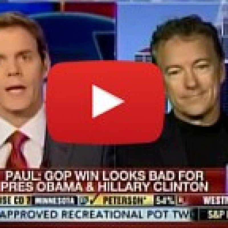"""Hillary Democrats"" Didn't Stand A Chance, Says Paul"