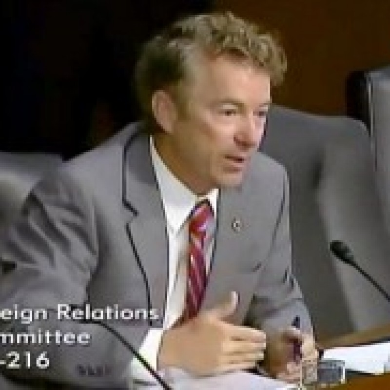 Paul to John Kerry: People Are More Afraid of This Vote Than ISIS