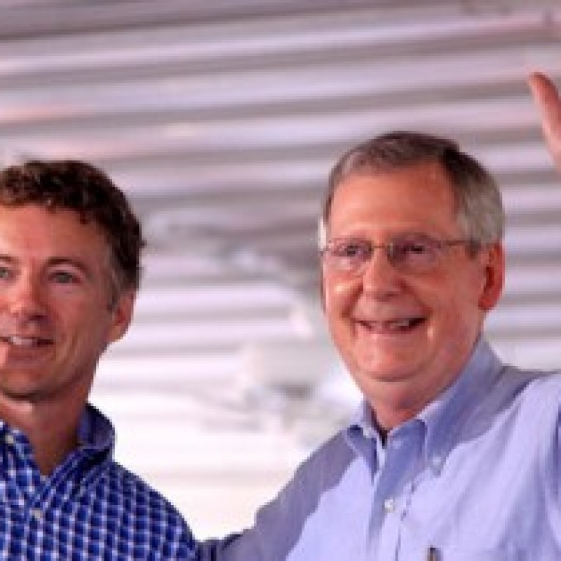 What Mitch McConnell's Win Means For Rand Paul