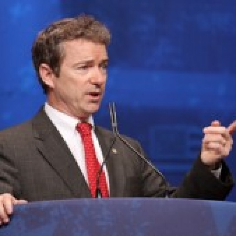 No Surprise, Rand Paul Agrees With Mitt Romney On This