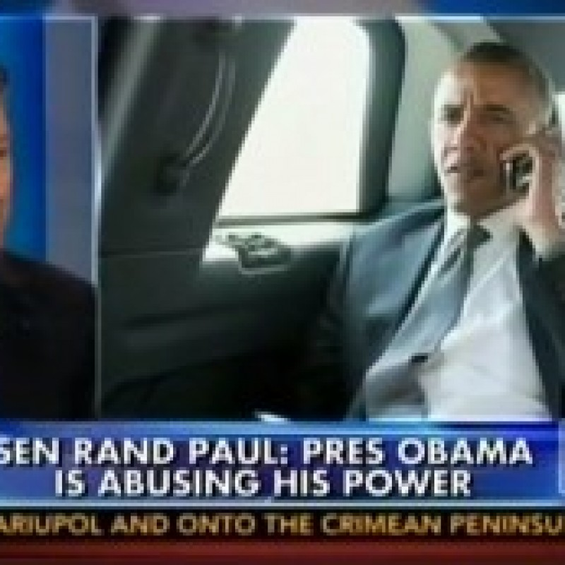 Rand Paul on Obama: It's One Thing After Another