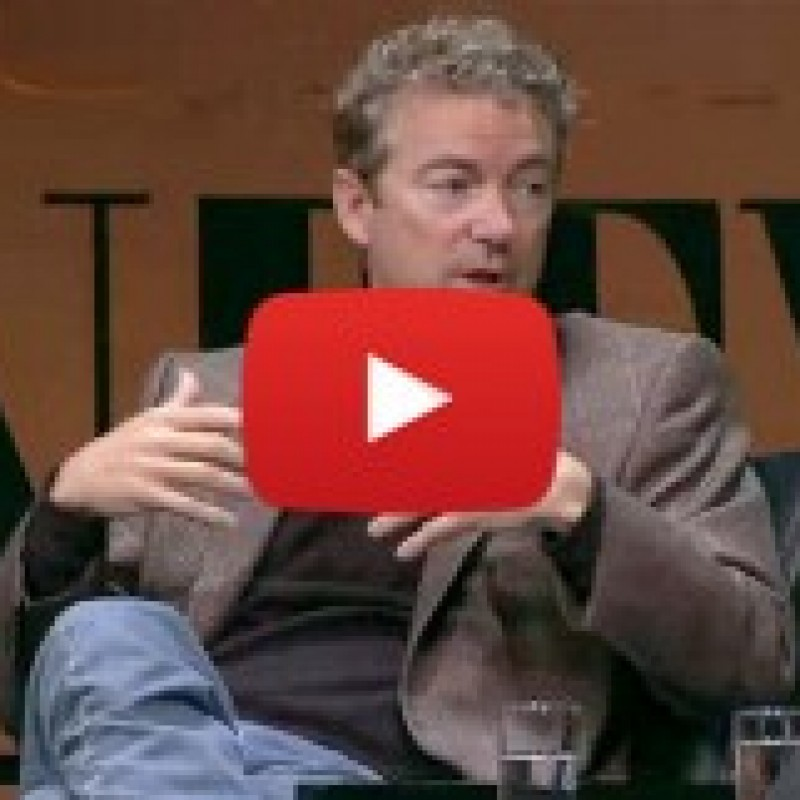 Tech Leaders and Rand Paul Agree at Vanity Fair Summit: The Government is Broken