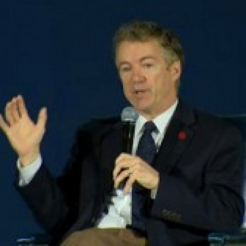 Rand Paul Talks About Getting Sh*t Done at Reboot Congress