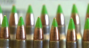 This May Be The Last Time You See These Green-Tipped Bullets