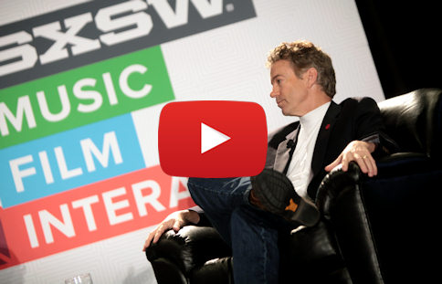 Digging Into Rand Paul's Techie Side: Why SXSW Was A Win For The Kentucky Senator