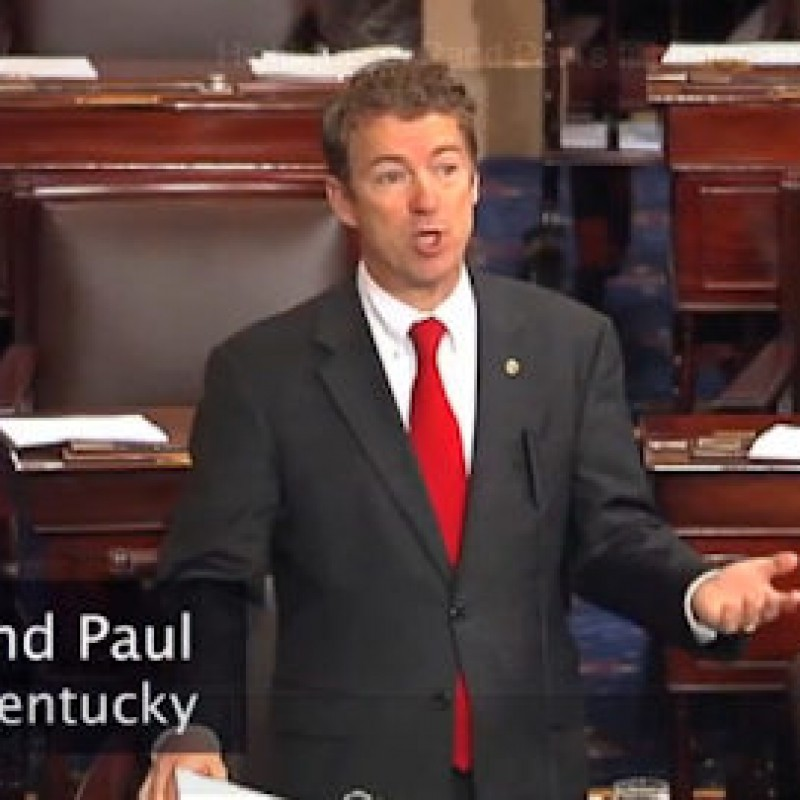 Celebrating 46,320 Seconds of Liberty, The Second Anniversary of Rand Paul's Filibuster