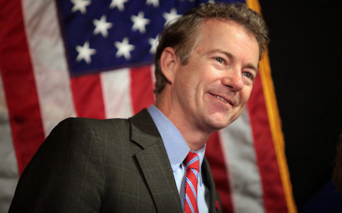 POLITICO on Rand Paul: He's Been A Presidential Contender Since The Beginning